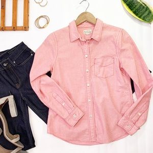 Broadway and Broome Button Down Oxford Longsleeve